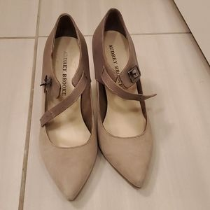 Audrey Brooke leather shoes